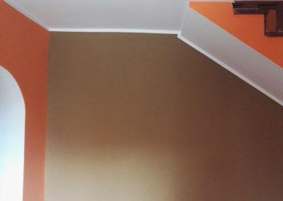 Farbanje interijera i stepeništa